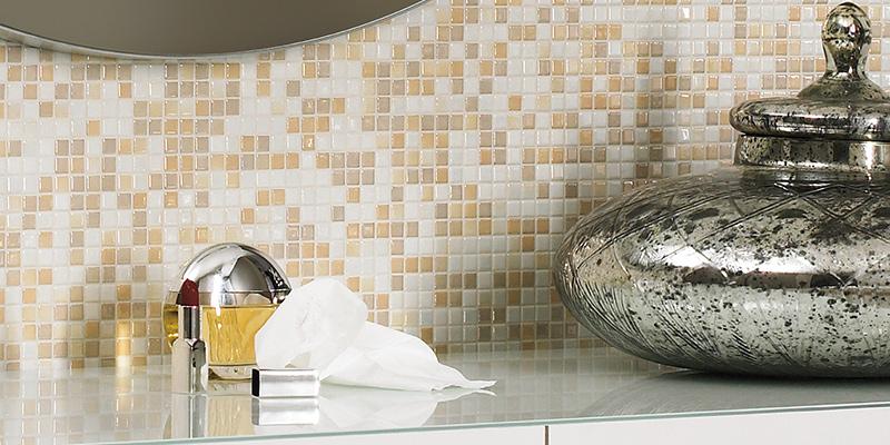 Mosaik Mosaikfliesen Fliesen Ecker